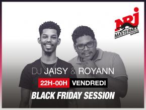 BLACK FRIDAY SESSION VENDREDI 22H-00H