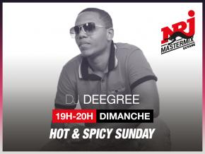 HOT & SPICY SUNDAY DIMANCHE 19H-20H